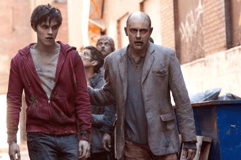 Warm Bodies movie review Nicholas Hoult Teresa Palmer Rob Corddry zombies