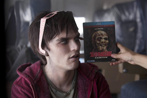 Warm Bodies movie review Nicholas Hoult Teresa Palmer Rob Corddry zombies