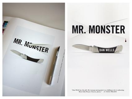 Mr. Monster cover