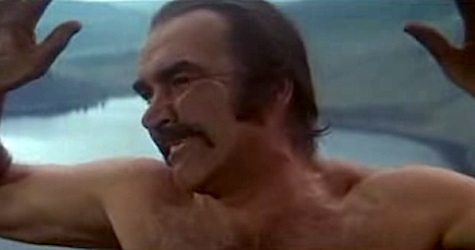 This is a scene from the film Zardoz