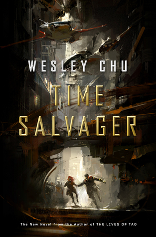 Time Salvager Wesley Chu