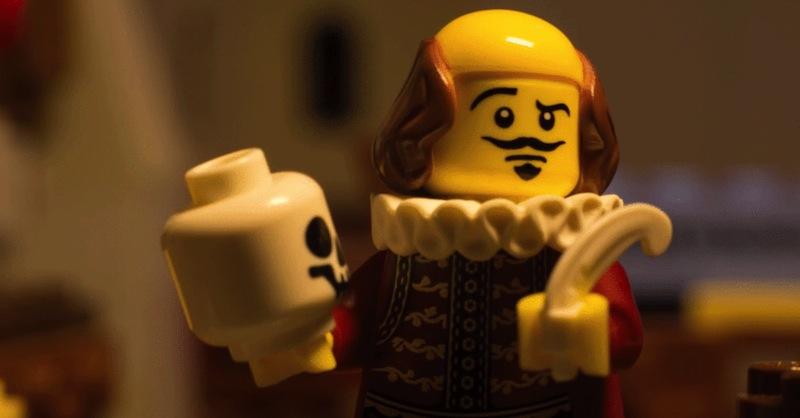 Shakespeare The Lego Movie