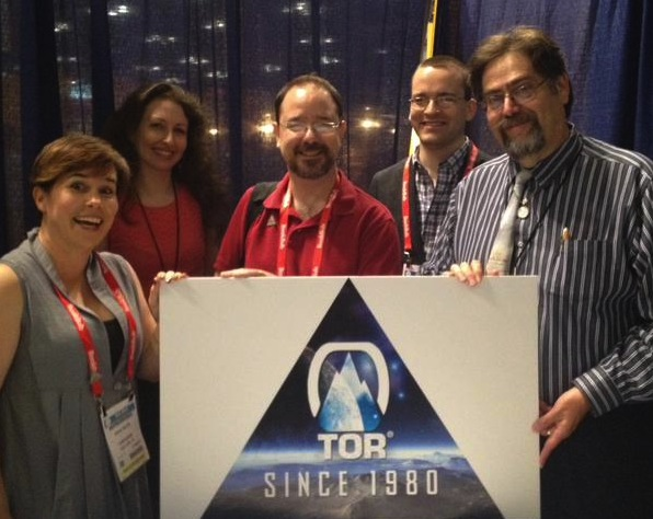 Tor Books The Next Generation panel BookExpo America 2015