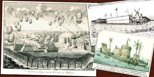French composite sketches Napoleon