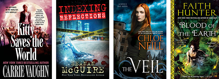 Fiction Affliction: August Releases in Urban Fantasy