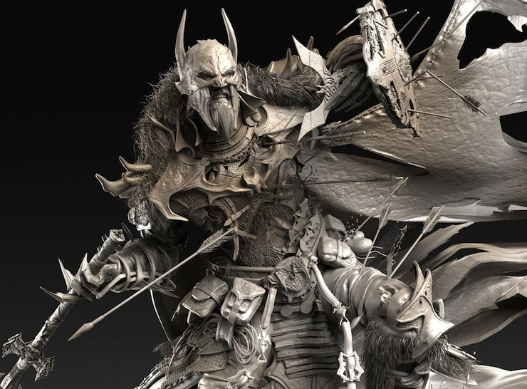Here's What Batman Would Look Like as a Viking, Iron Man, and More!