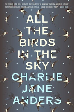 All the Birds in the Sky Sweepstakes!