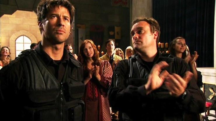 The Stargate Rewatch: Atlantis Season Four