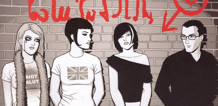 Pull List: Island and Phonogram