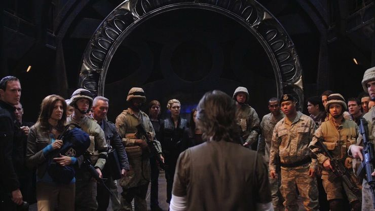 The Stargate Rewatch: Universe Season One
