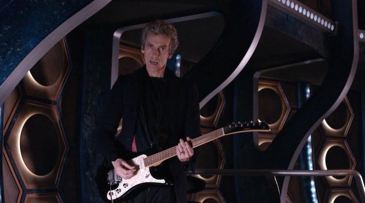 Doctor Who, season 9, Before the Flood