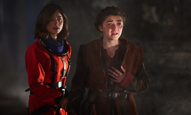 Doctor Who, The Girl Who Died, season 9