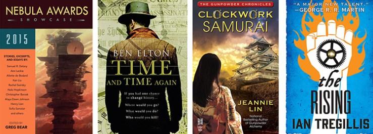 Fiction Affliction: Genre-Benders for December