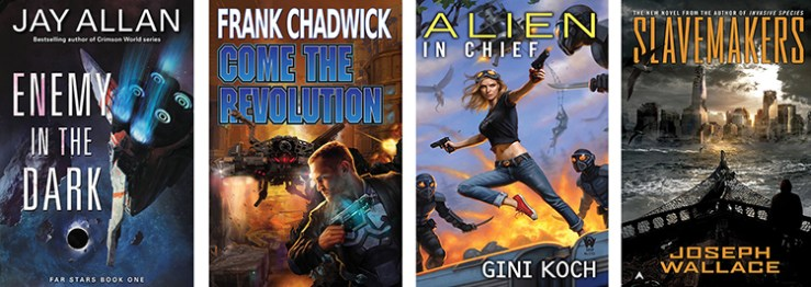 Fiction Affliction: December Releases in Science Fiction