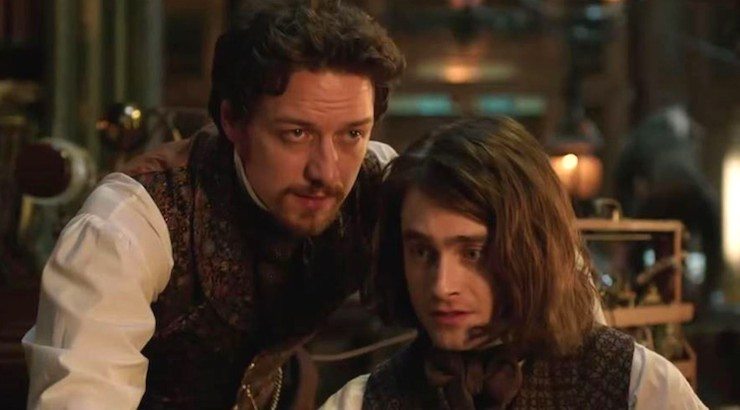 Victor Frankenstein Needed to Embrace Its Inner Gay