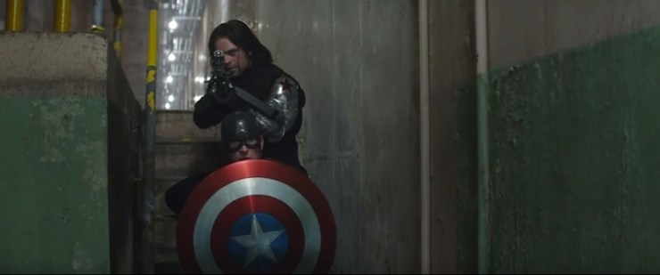 """""""Divided We Stand, Divided We Fall"""": Watch the Captain America: Civil War Super Bowl Trailer"""