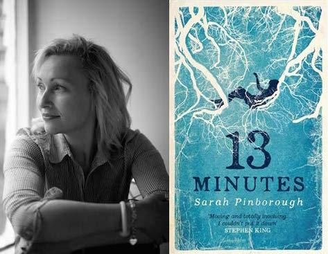 Midnight in Karachi Sarah Pinborough 13 Minutes Mahvesh Murad