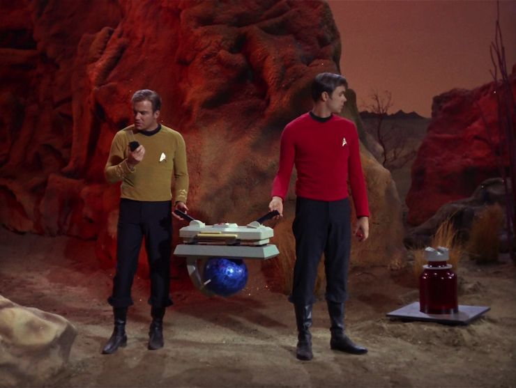 Star Trek, season 2, Obsession
