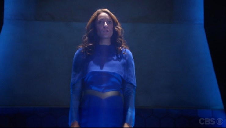 """Supergirl 1x14 """"Truth Justice and the American Way"""" television review"""