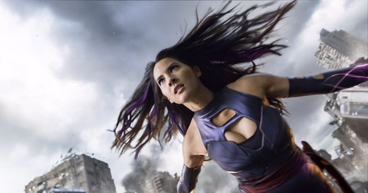 See Psylocke in Action in the New X-Men: Apocalypse Trailer