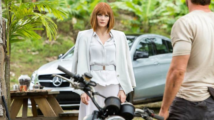 Bryce Dallas Howard, Clair, Jurassic World