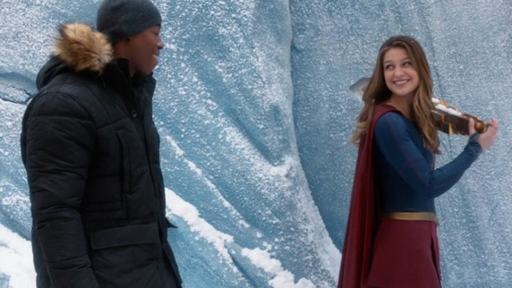 Supergirl 1x15 Solitude television review Indigo