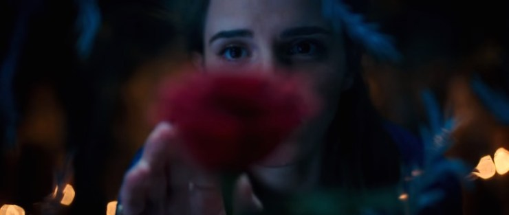 live action Beauty and the Beast trailer Emma Watson