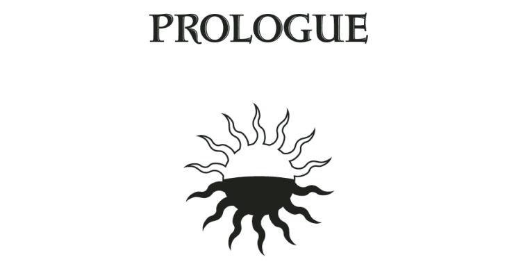 White Sand prologue symbol