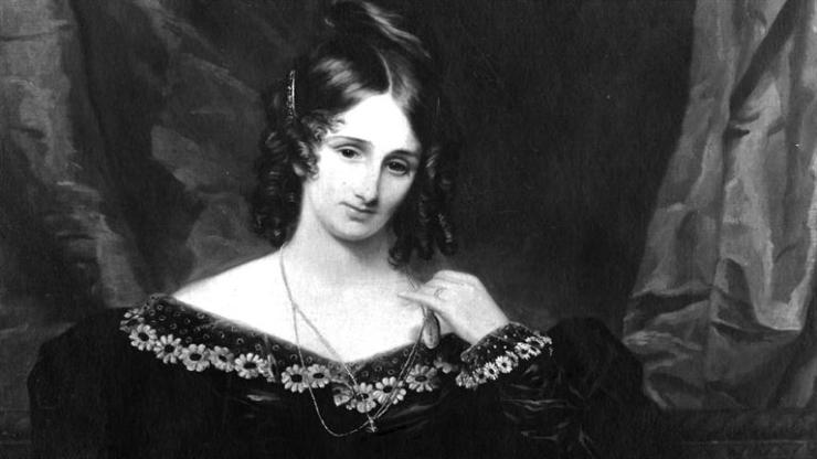Mary Wollstonecraft Shelley