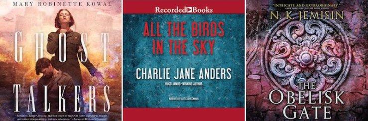 AudioFile Magazine best SFF audiobooks 2016