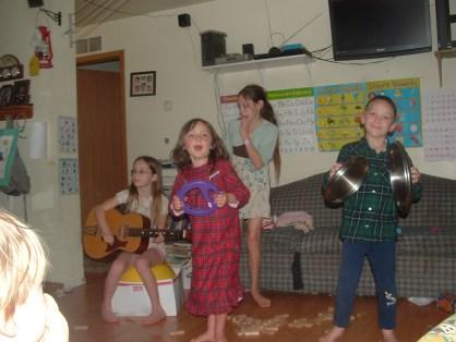 Rubber boot homeschool week #11