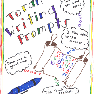 torah writing prompts