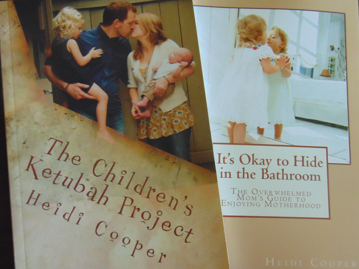 Parenting book combo