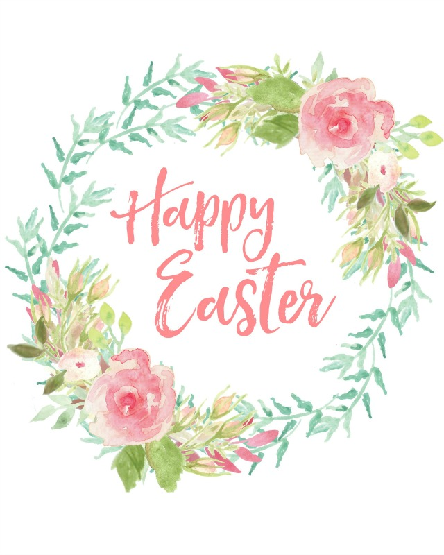 Floral Inspirational Quote Wallpaper Happy Easter Housing And Homeless Supports