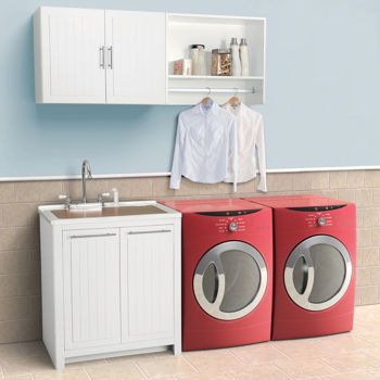 Lucas Laundry Ensemble All In One Laundry Sink Combo