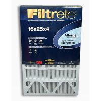 Filtrete 3M Filtrete 16x25x4 Allergen Reduction Filter ...