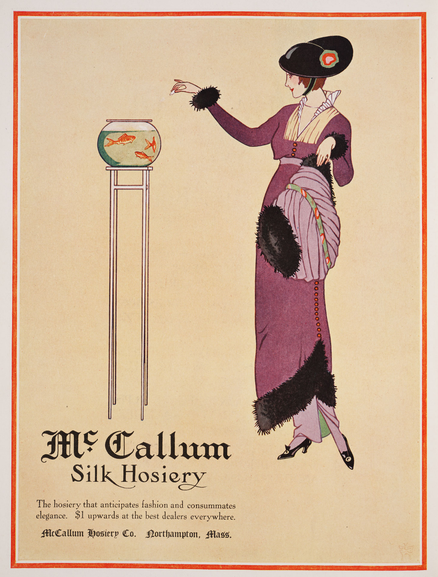 Advertisements Gilded Age Fashion