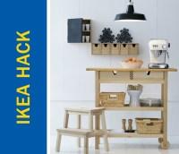 Ikea Varde Kitchen Island Hack  Nazarm.com