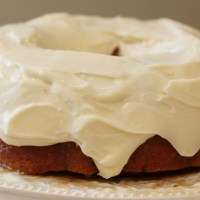 Easy Rum Cake without using Instant Pudding