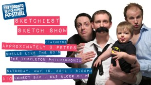 Sketchiest Sketch Show 2012
