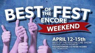 Best of the Fest Encore Weekend