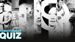 The TOsketchfest Buzzfeed Quiz