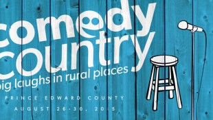 Comedy Country (Aug 26-30) – Take a comedy vacation!