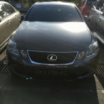 Japanese Used LEXUS GS For Sale
