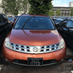 Japanese Used NISSAN MURANO For Sale