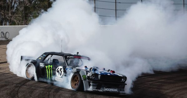 Ken Block Cars Wallpaper Ken Blocks Ford Mustang Hoonicorn V2 Packs 1400hp With