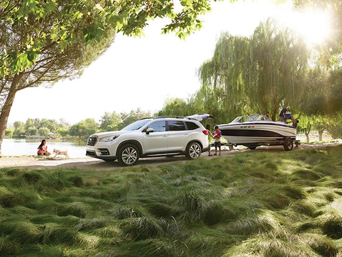 Will New Subaru Ascent 24L 4-Cyl Have Enough Power For Active