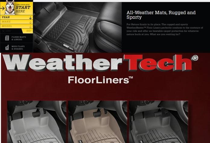 find weathertech dealers