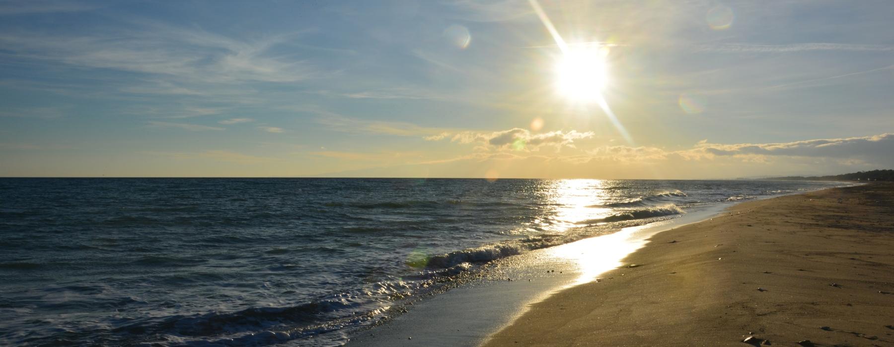beach Calabria