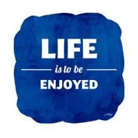 LTieu_LifeIsToBeEnjoyed
